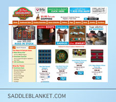 El Paso Saddleblanket Sample Sales Web Project