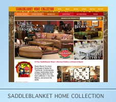Saddleblanket Home Collection