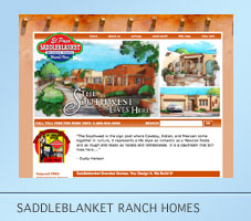 Saddleblanket Ranch Homes